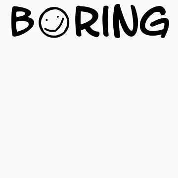 Boring black 2 by Conanfreak