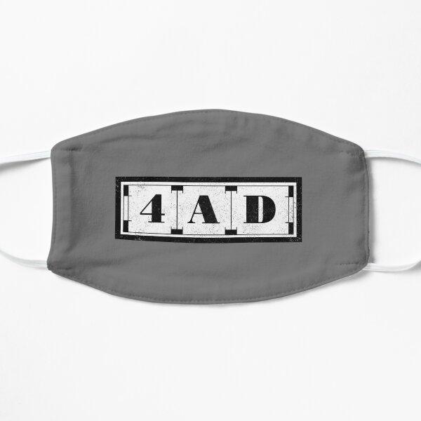 4AD (distressed design) Mask