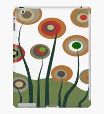 Whimsical Flowers iPad Case/Skin