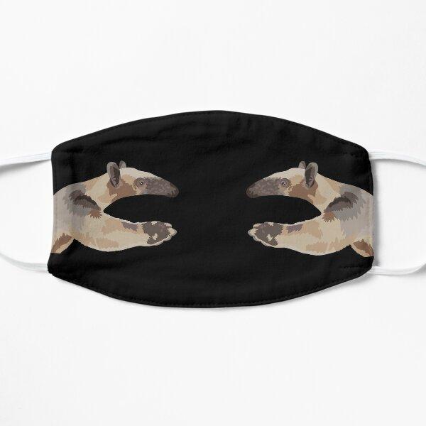Tamandua Portrait Flat Mask