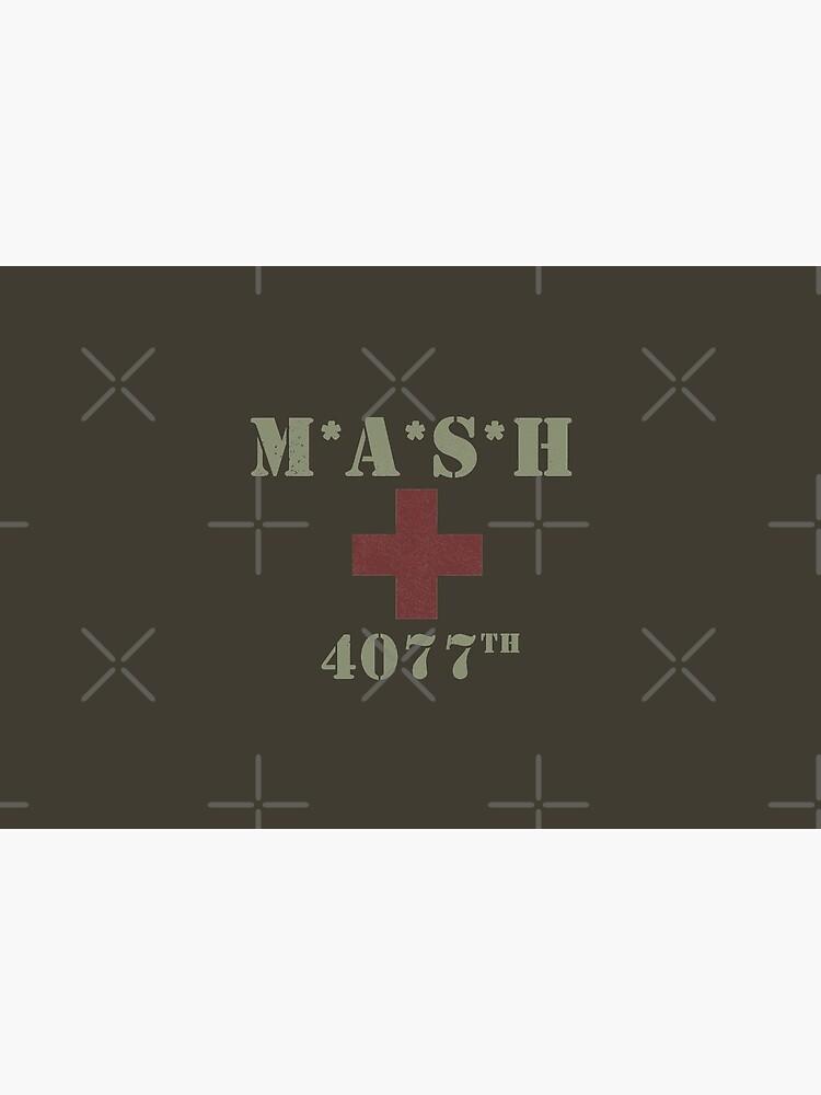 MASH (distressed look) by siggyspatsky
