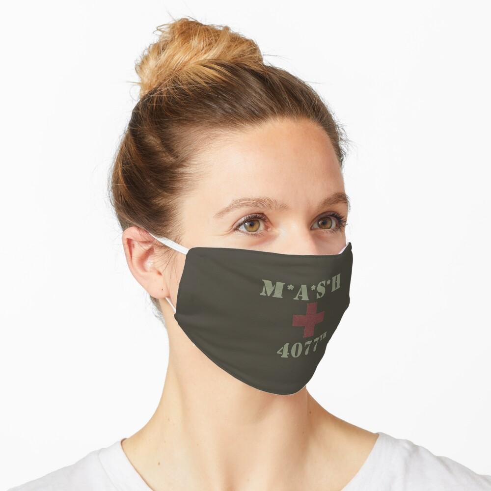MASH (distressed look) Mask