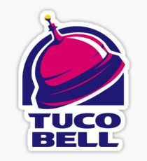 Tuco Bell Sticker