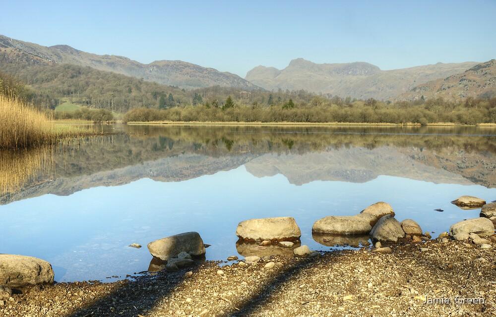 Elterwater,Lake District by Jamie  Green