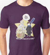 Le Petit Consulting Detective - French Unisex T-Shirt