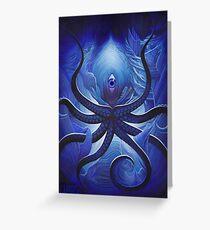 Cycloptopus Greeting Card