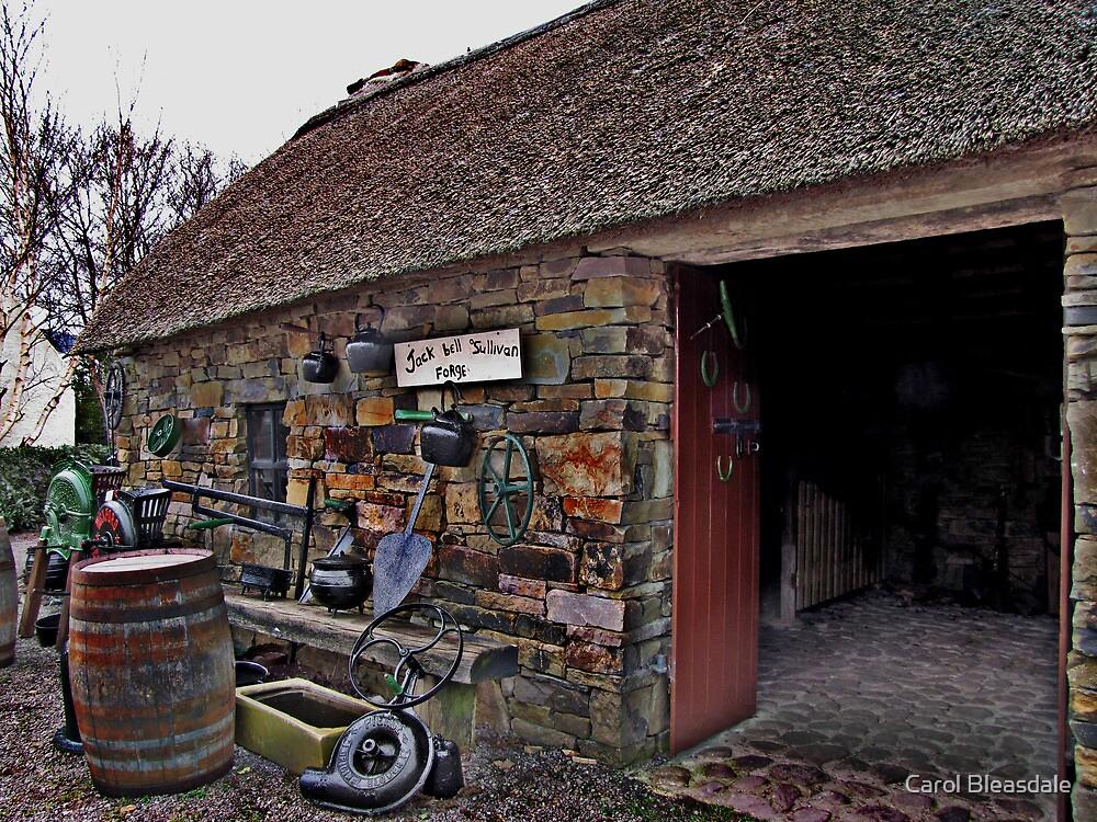 Jack Bell O'Sullivan's Forge by Carol Bleasdale