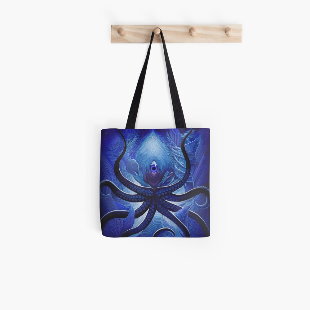 Cycloptopus Tote Bag