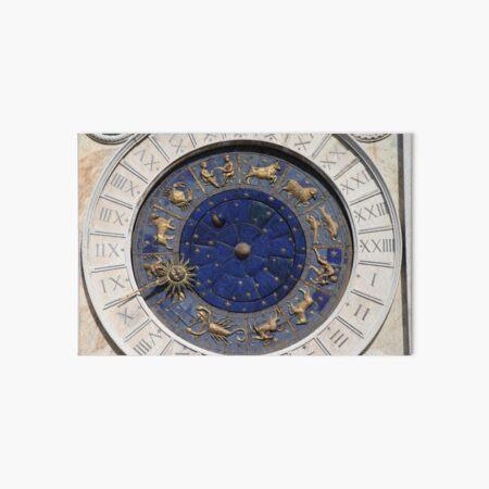 Horloge astronomique de Venise (Italie) Impression rigide