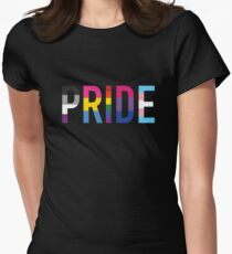 Pride, LGBT+ Women's Fitted T-Shirt