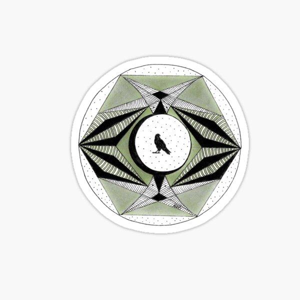 Shinrin-yoku Art - Forest Mystery Collection V Sticker