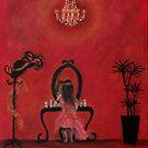 """""""La Chambre Rouge"""" by Gabriella Nilsson"""