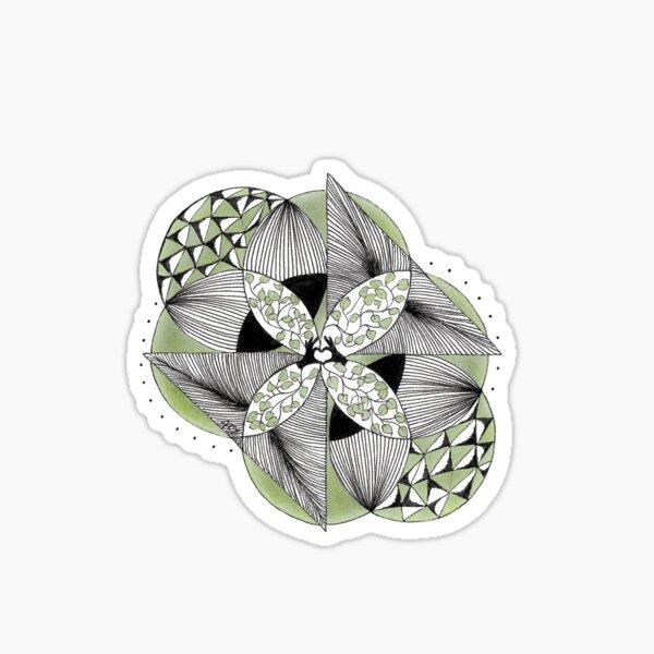 Shinrin-yoku Art - Forest Mystery Collection VII Sticker