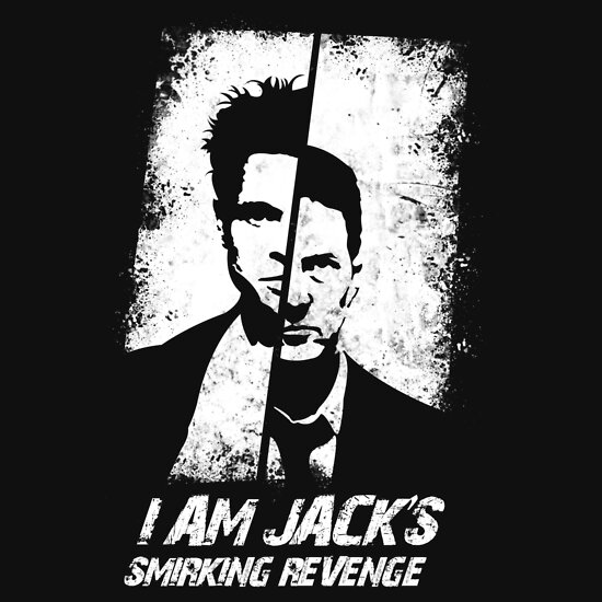 TShirtGifter presents: I Am Jack's Smirking Revenge