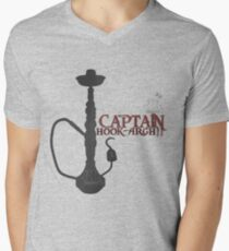 Captain Hook-argh! Men's V-Neck T-Shirt