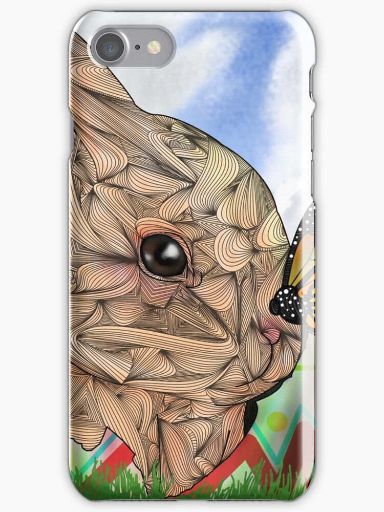 Bunny and Butterfly by Ben Geiger