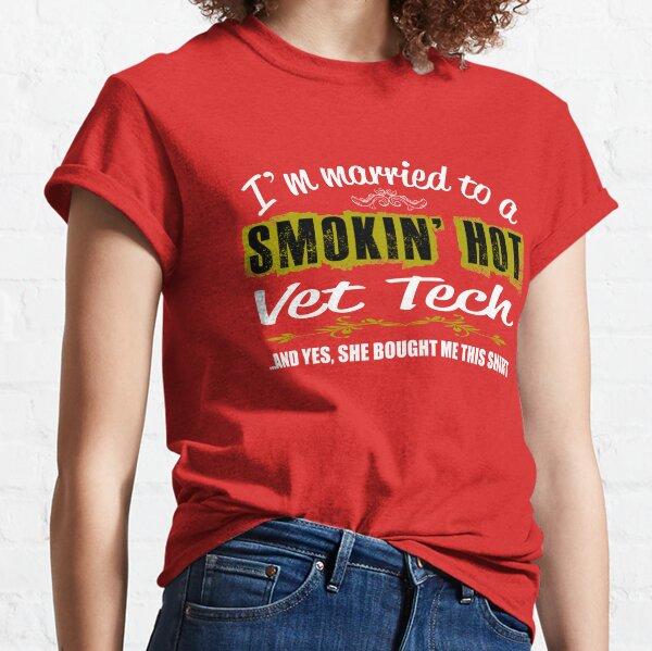 Mens Shirt Womens Shirt Veterinarian Powered by Coffee Tee Shirt