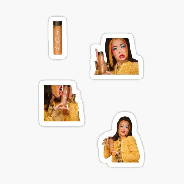 Rina Sawayama Sticker Pack  XS Sticker