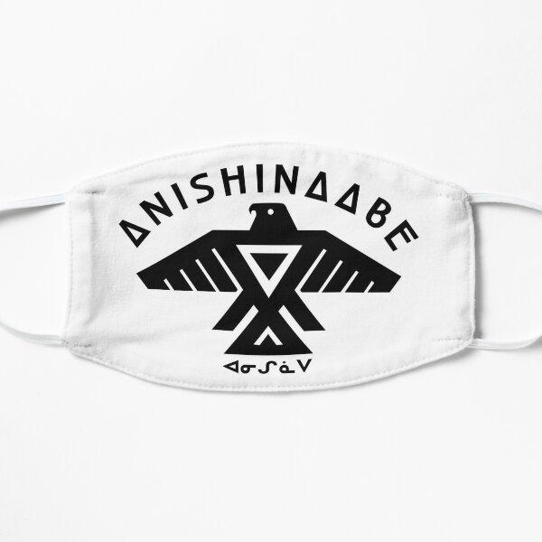 Anishinaabe Flat Mask
