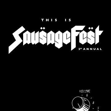 SausageFest 5 Poster by rspoerl