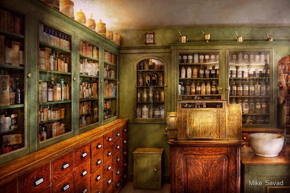 Pharmacy - Room - The dispensary by Michael Savad