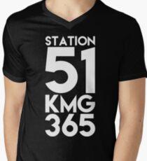 KMG365 V-Neck T-Shirt
