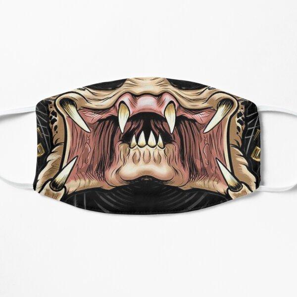 Predator's Jaws Flat Mask