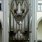 Altenberg pipe organ by Jenny Setchell