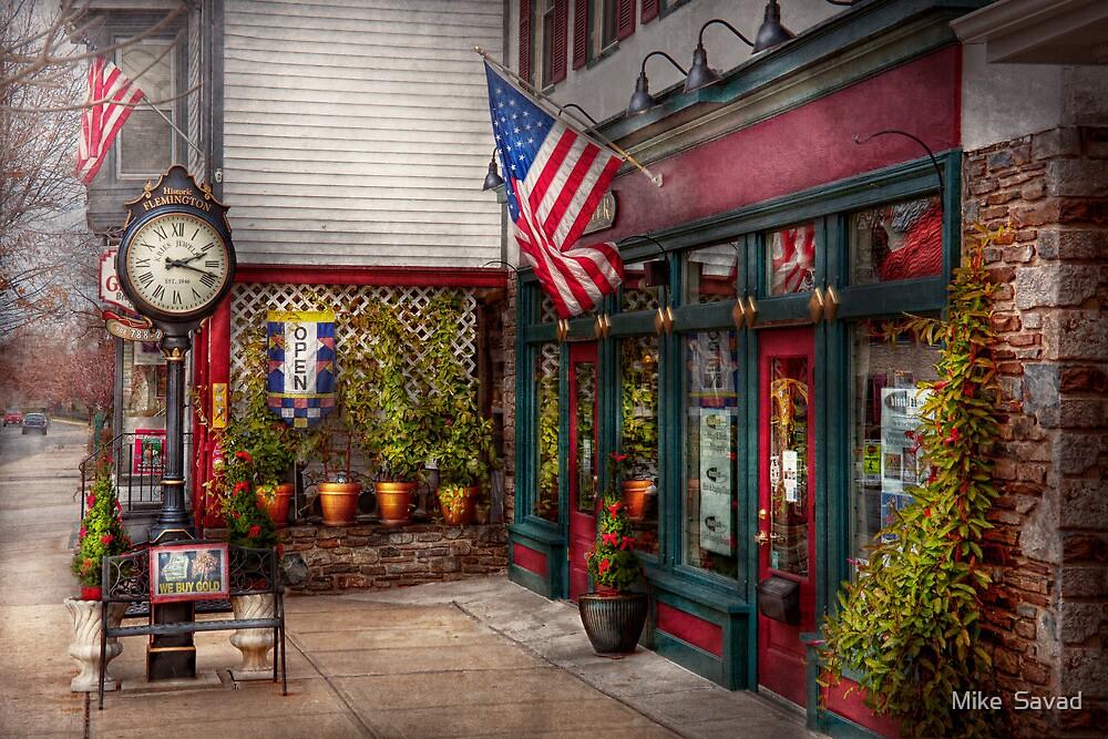 Store - Flemington, NJ - Historic Flemington  by Michael Savad