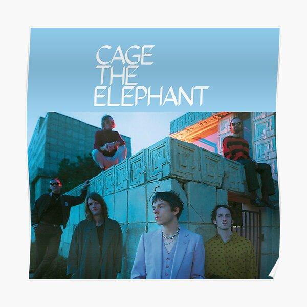 Fivecag Show the Elephant World Tour 2020 Poster