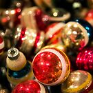 Vintage Christmas Ornaments Galore by KellyHeaton