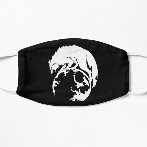 Fire Emblem ™: Drei Häuser - Ashen Wolves Emblem [Weiß] Flache Maske