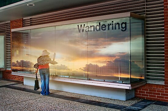 Wandering by Ben Ryan