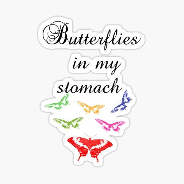 Sprüche schmetterlinge bauch lustige im Schmetterlinge im