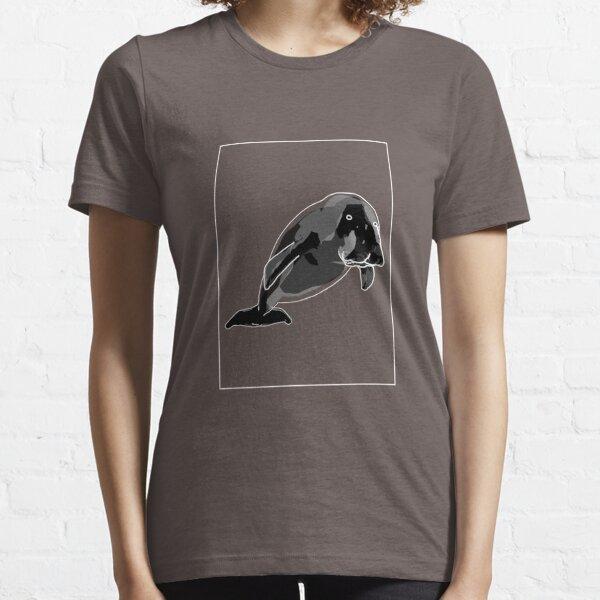 Dugong Black Grey A Essential T-Shirt