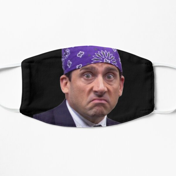 Prison Mike Masque sans plis