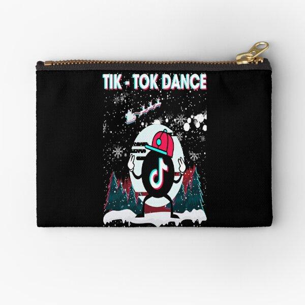 Gifts For Men Women Best Seller Dance Tik Tok Zipper Pouch