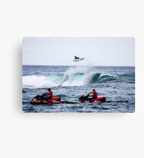 Gabriel Medina- 'The Air Up There' Canvas Print