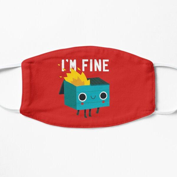 Dumpster Is Fine Mask