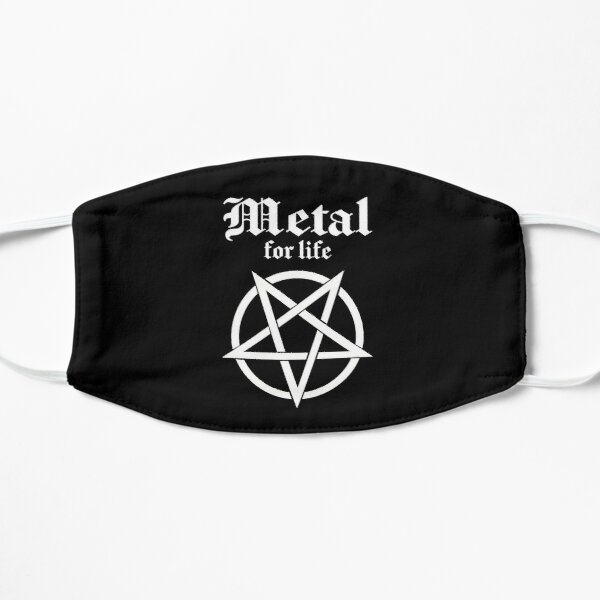 Metal for Life Mask
