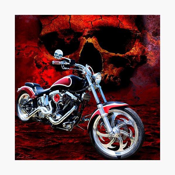 Heaven & Hell Photographic Print