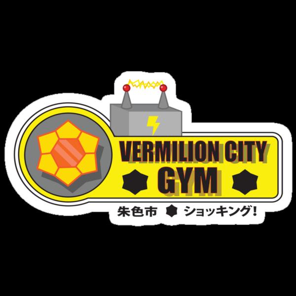 Vermilion City Pride by Gravityman