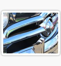 1950 Ford Nose Sticker