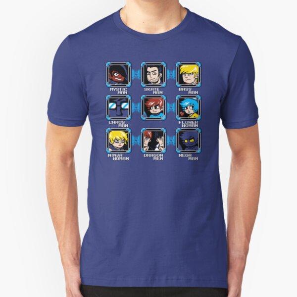 MEGA PILGRIM Slim Fit T-Shirt