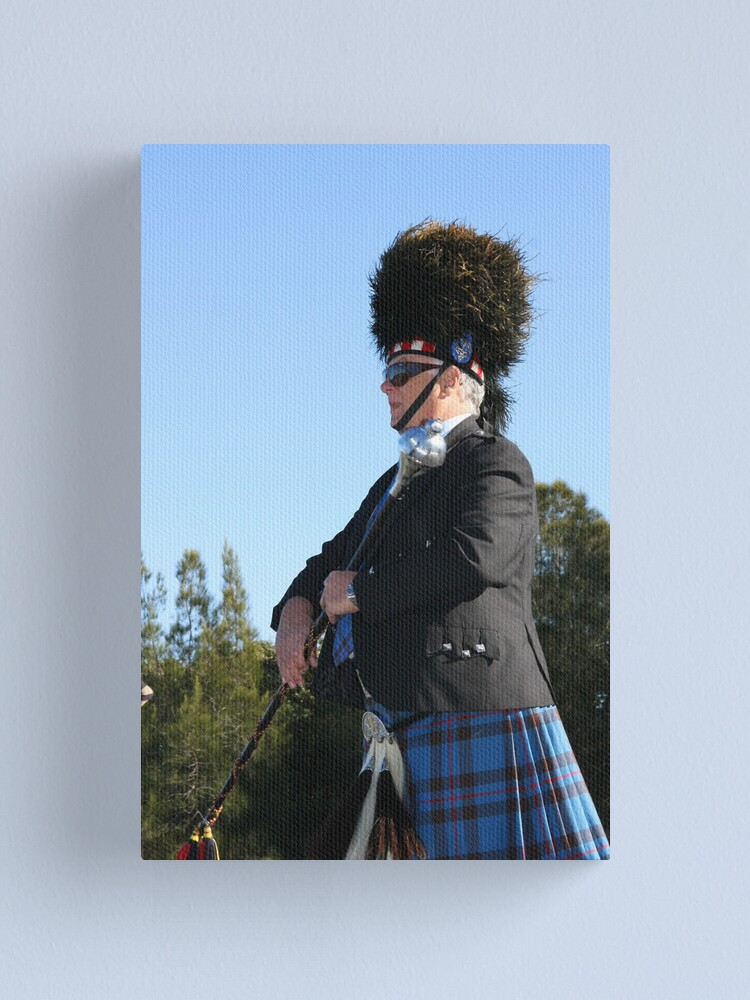 Alternate view of Drum Major  Canvas Print