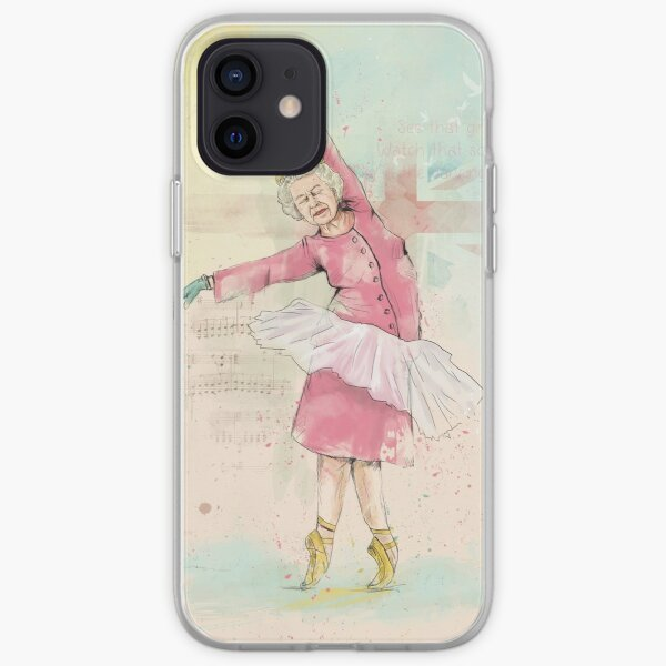 Dancing queen iPhone Soft Case