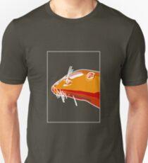 Otter Red Yellow F Unisex T-Shirt