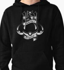 151 - Poke'dex Original (Dark) Pullover Hoodie