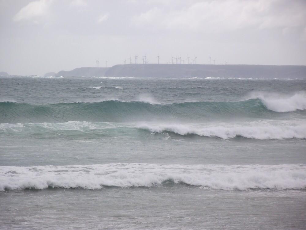 Marrawah - waves by gaylene