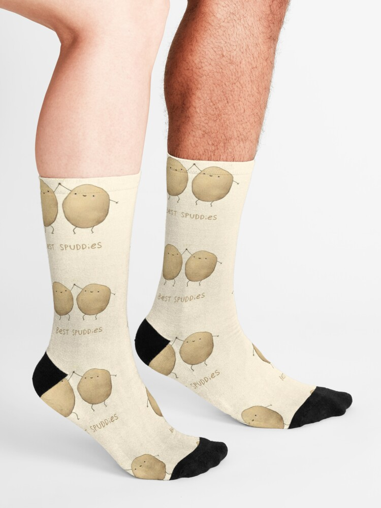 Alternate view of Best Spuddies Socks